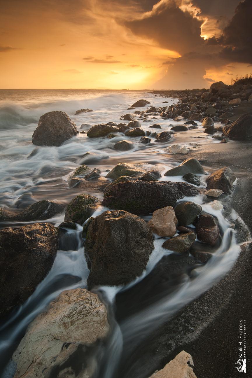Rocks of Bull Bay