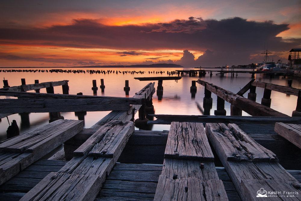 Finger Jetty  - Waterfront - Kingston Harbour