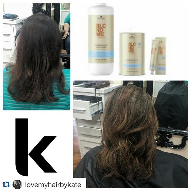 #Repost @lovemyhairbykate with @repostapp. ・・・ I love going lighter for summer ♡ My beautiful client decided to switch up both her color and cut. This is a full highlight, toner, and 2 inches later, and I love the outcome! #phoenixhair #phoenixstylist #phoenix #salon #phoenixsalon #camelback #salonstudio #hair #hairstyle #blonde #bronde  #summertrends #hairstylist