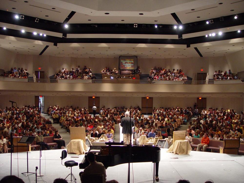 HHBC Worship Center