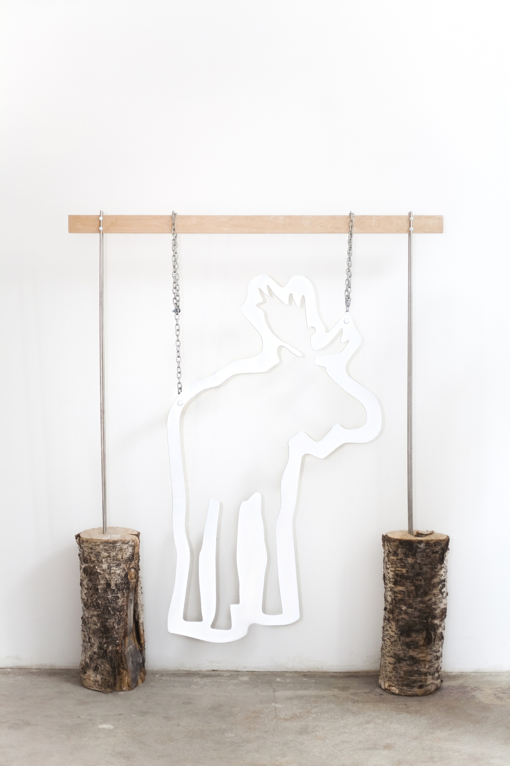 Hanging Silhouette