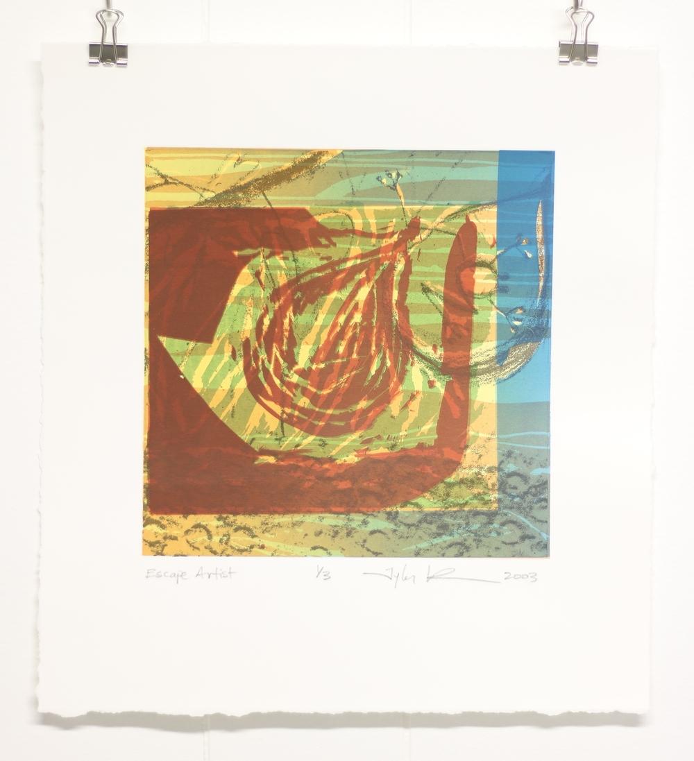 Escape Artist, 2003