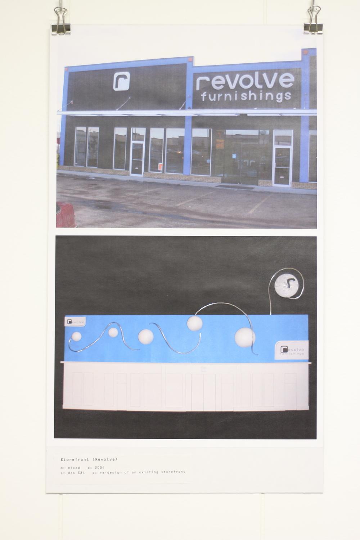 Storefront (Revolve), 2004, Mixed, Des 384