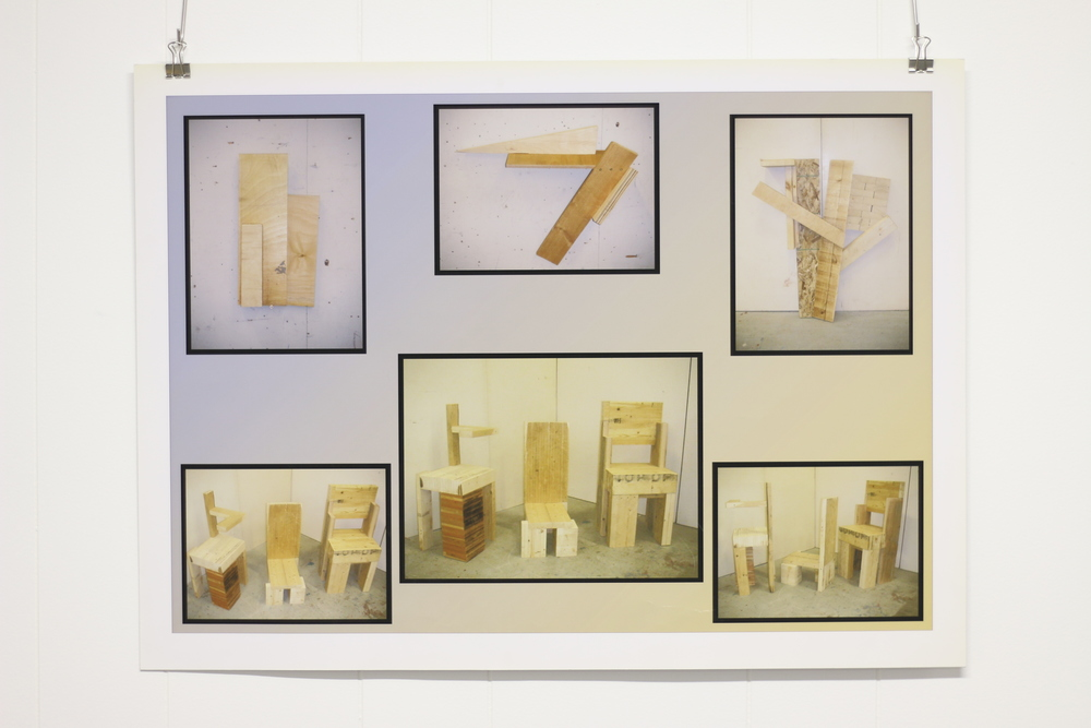 Various Sculptures, 2003, Wood, Art 367