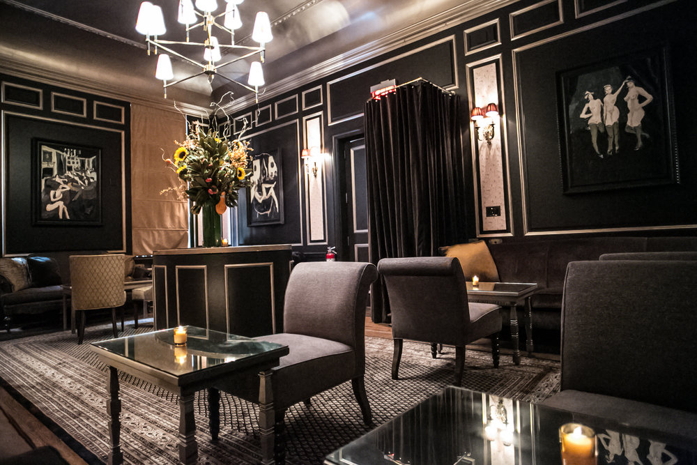 The second outpost of Raines Law Room brings the same speakeasy-style vibes to Midtown with prohibition-era cocktails, discreet table service and a low lit intimate interior.    24 E 39th Street, New York, NY 10016