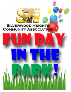 Silverwood Heights Fun day In the Park