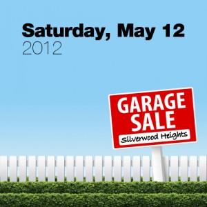 Silverwood Heights Community Wide Garage Sale