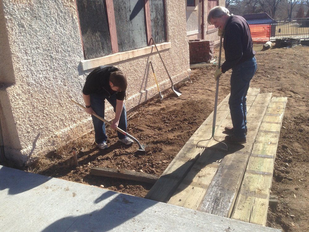 Ian shoveling Feb 18.JPG
