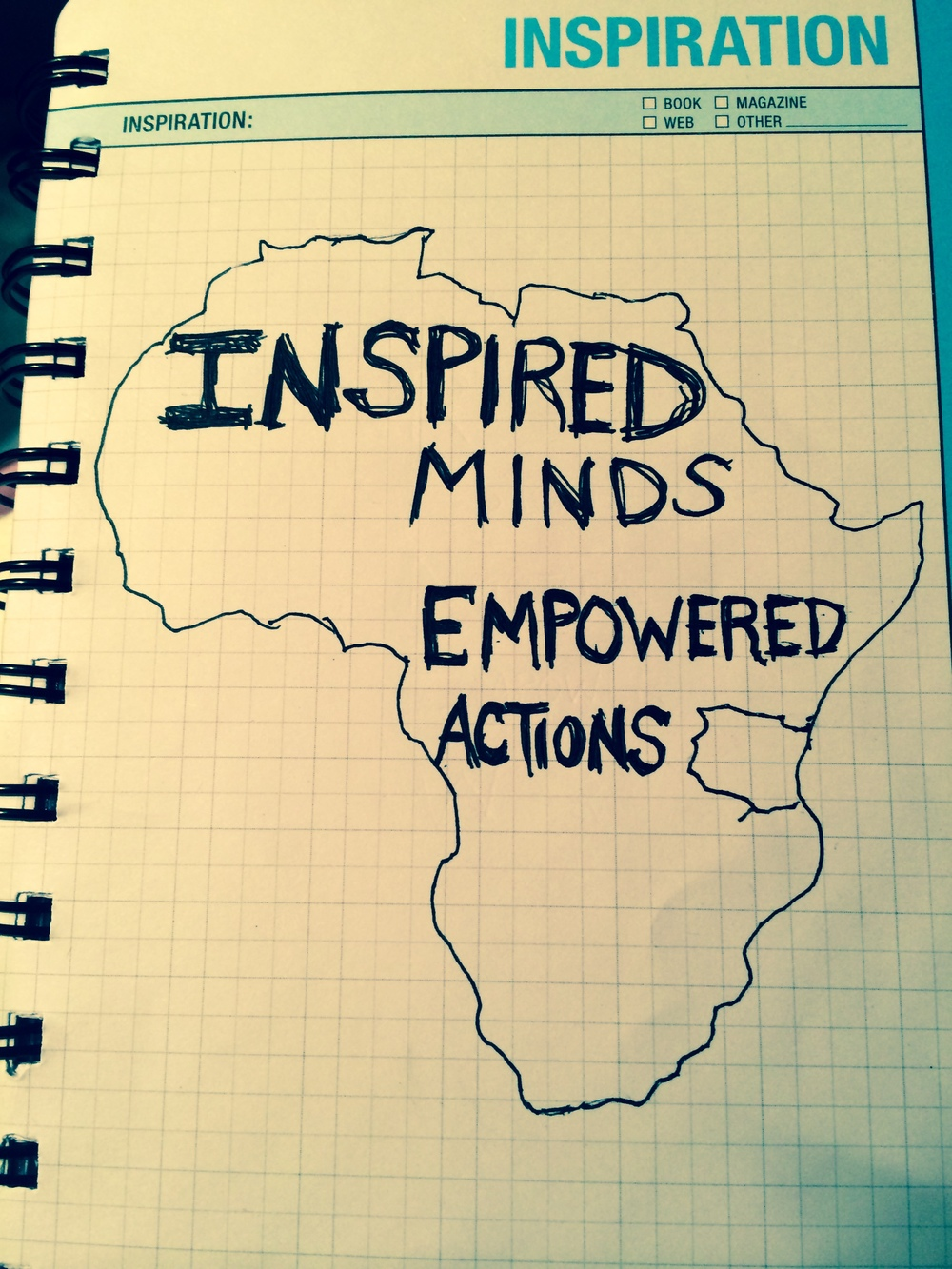 Inspired Minds. Empowered Actions.