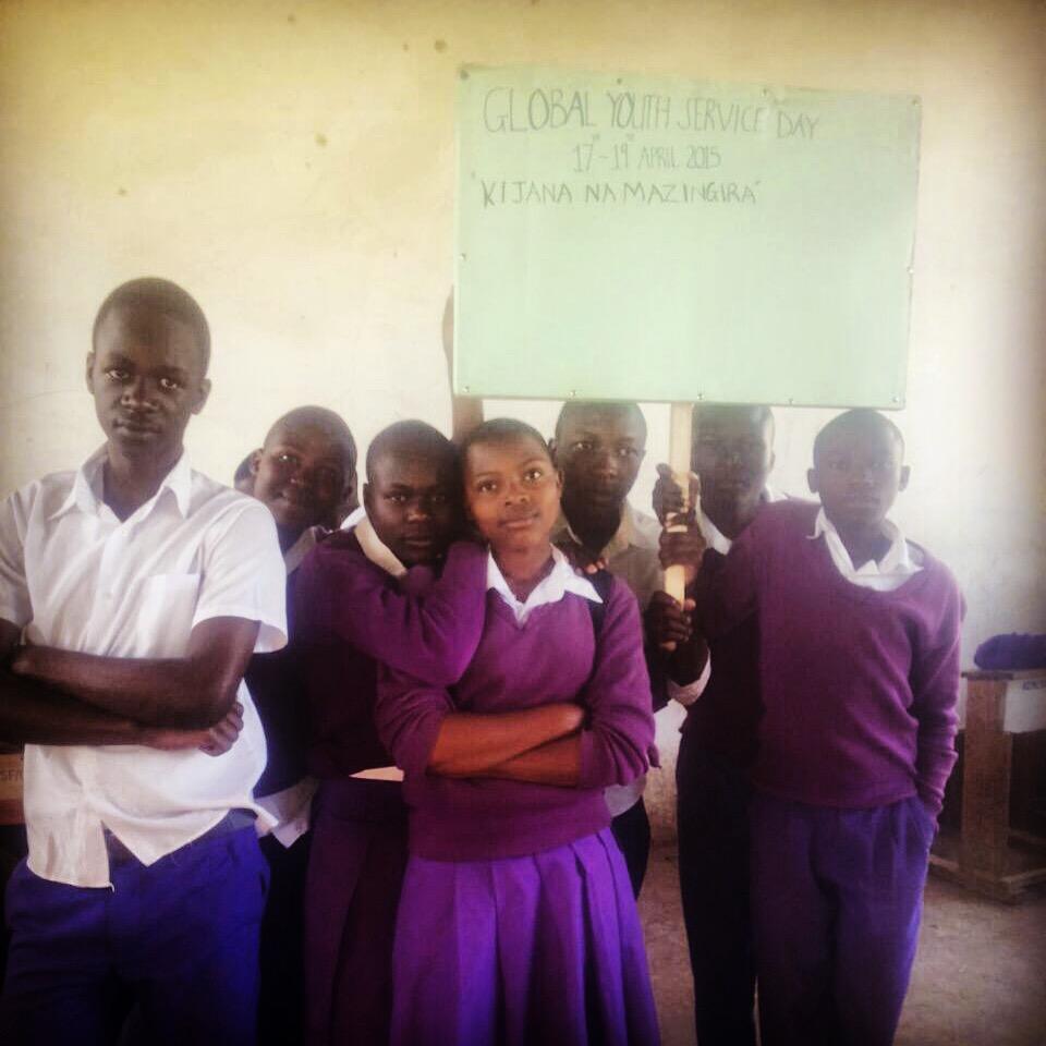 """""""Kijana na Mazingira"""":Youth and the Environment"""