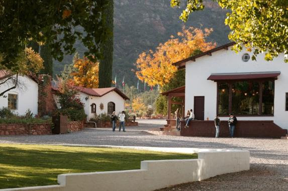 Verde Valley School in Sedona, Arizona.