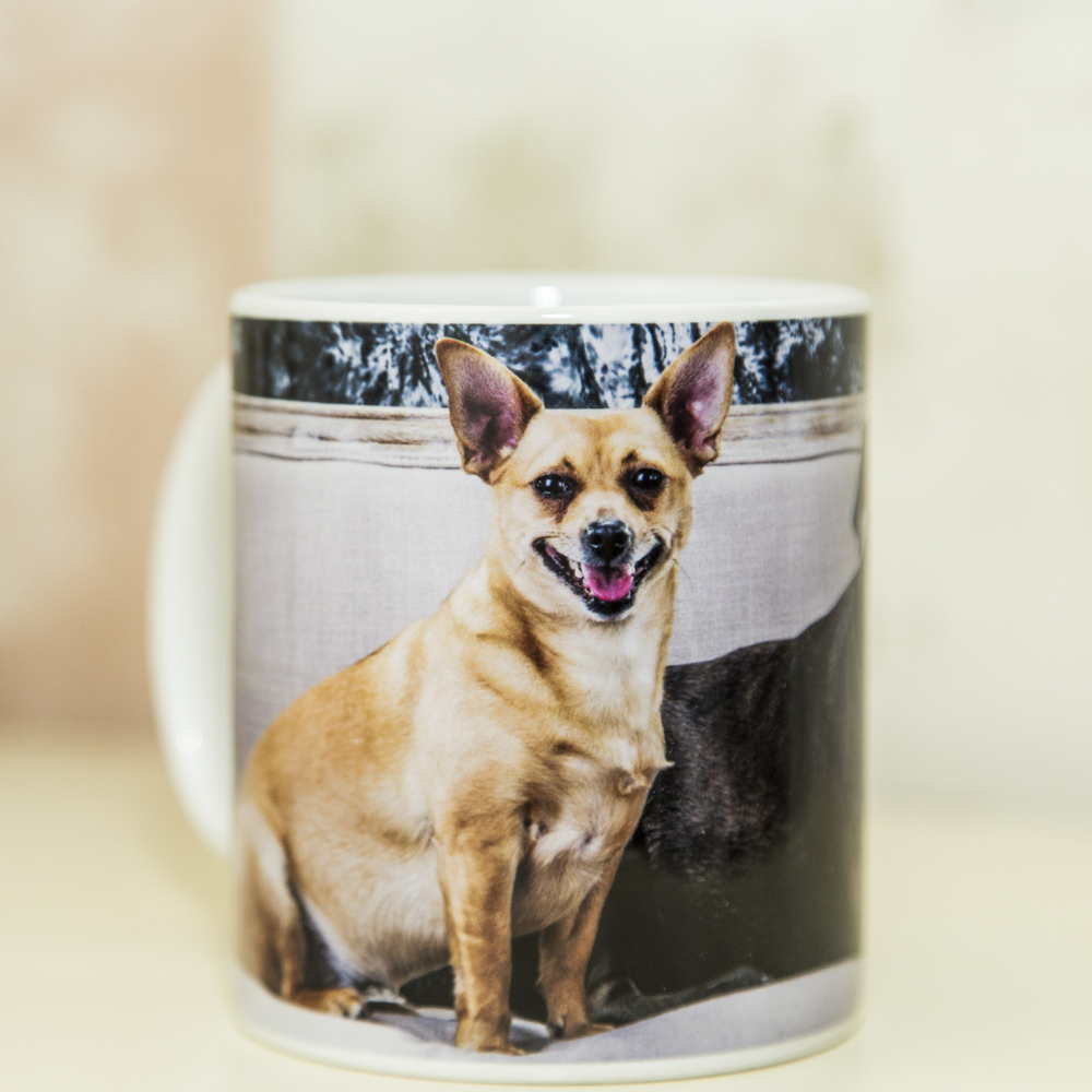 Ceramic Coffee Mug     $25