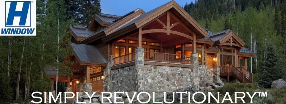 Simply Revolutionary H Window