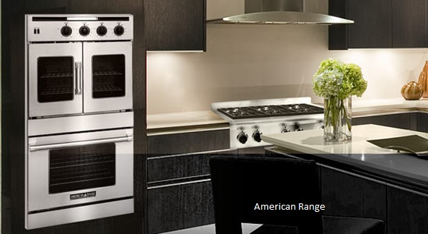American Range — Kitchen Icons
