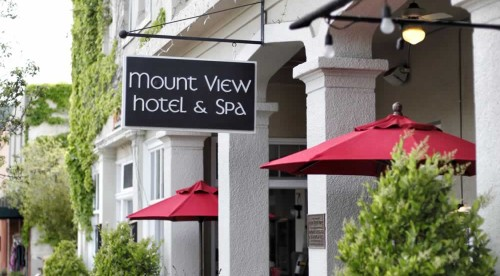 mount view hotel & spa - Bennett Lane Napa Valley