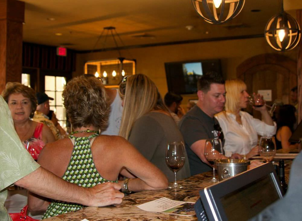 Napa Valley Winery Club Member Events151Bennett Lane Winery.jpg