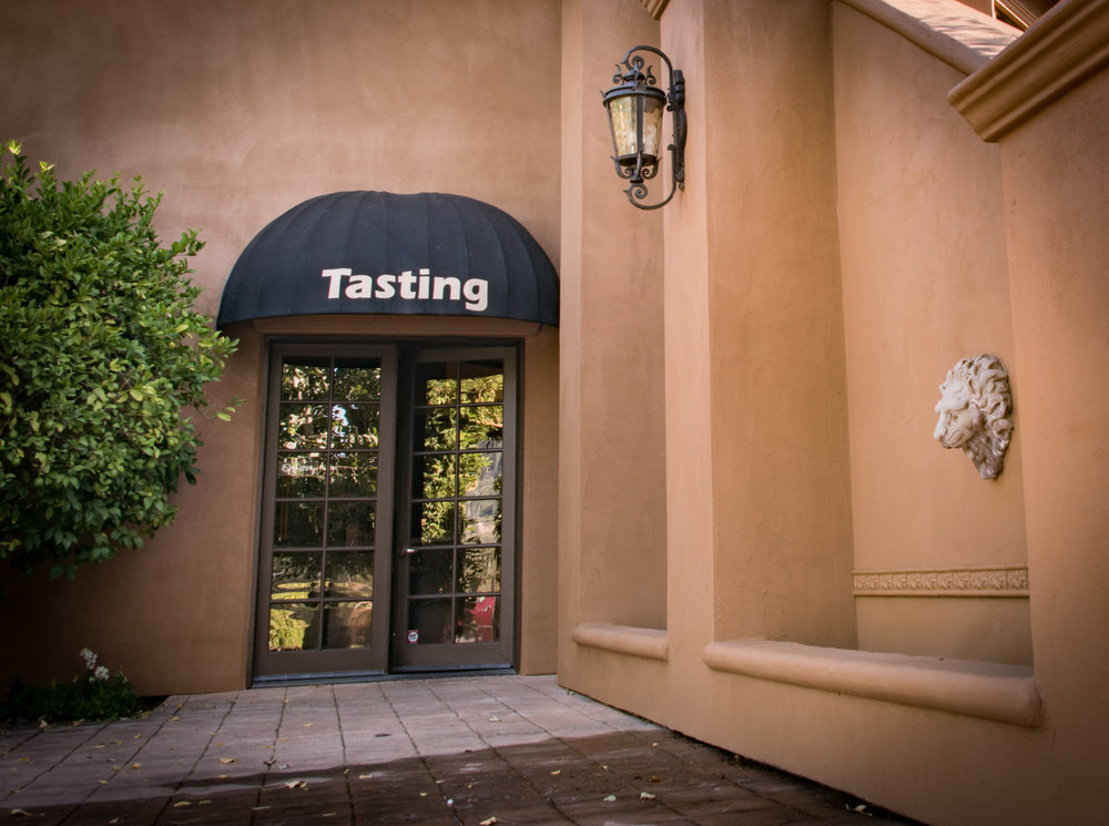 3340 Highway 128 Calistoga, CA 94515 | 10am - 5:30pm Daily