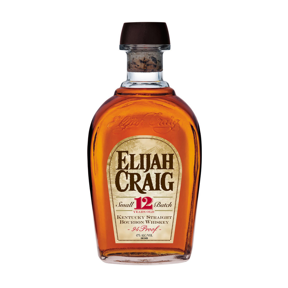 Elijah Craig Small Batch Kentucky Straight Bourbon 12 Year Old | WhiskeyTImes.com.jpg