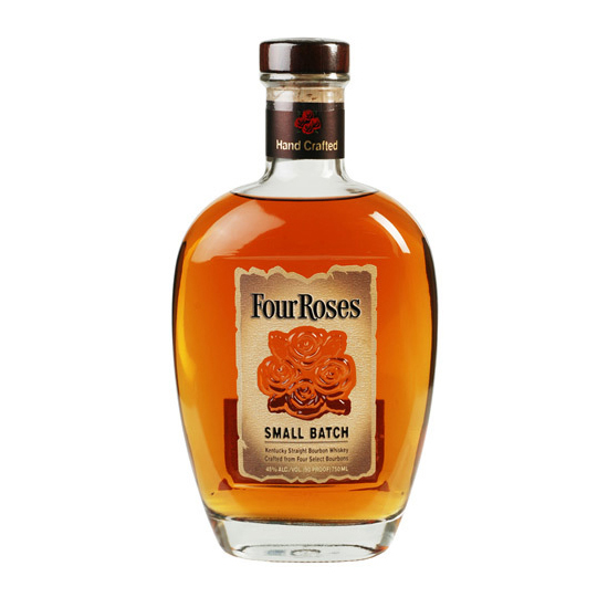 Four Roses Small Batch Kentucky Straight Bourbon Whiskey | WhiskeyTimes.com.jpg