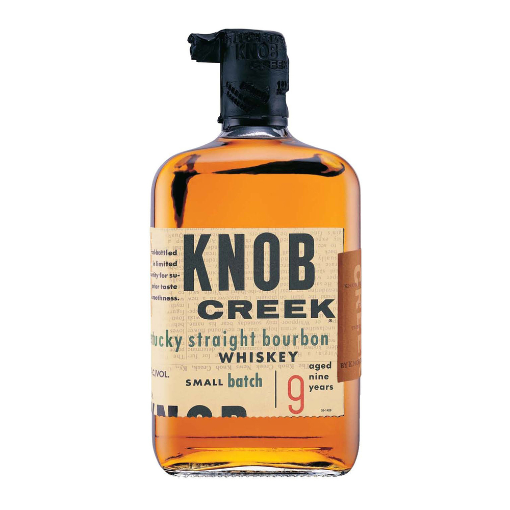 Knob Creek 9 Year Old Kentucky Straight Bourbon Whiskey | WhiskeyTimes.com.jpg