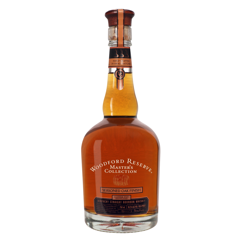 Woodford Reserve Seasoned Oak Finish Kentucky Straight Bourbon Whiskey | WhiskeyTimes.com.jpg