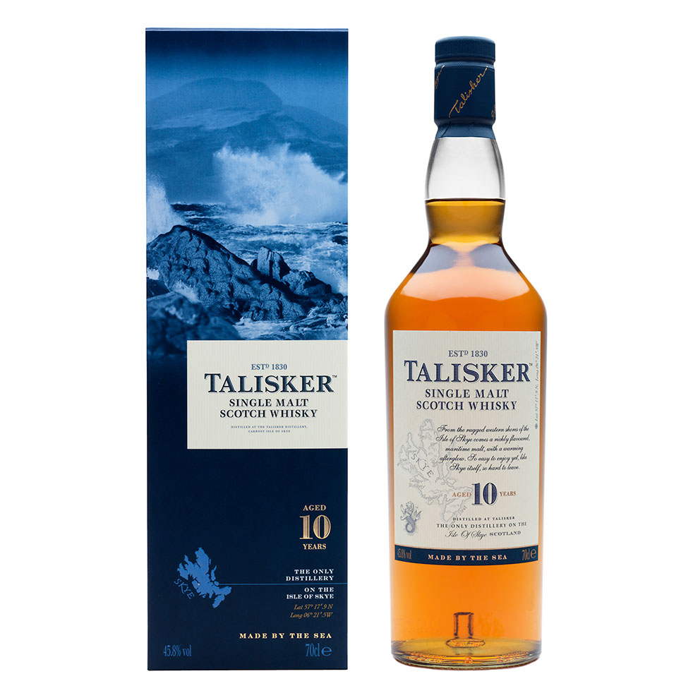 Talisker 10 Year Old Single Malt Scotch Whisky | WhiskeyTimes.com.jpg