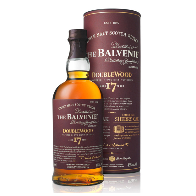The Balvenie Doublewood 17 Malt Scotch Whisky | WhiskeyTimes.com.jpg