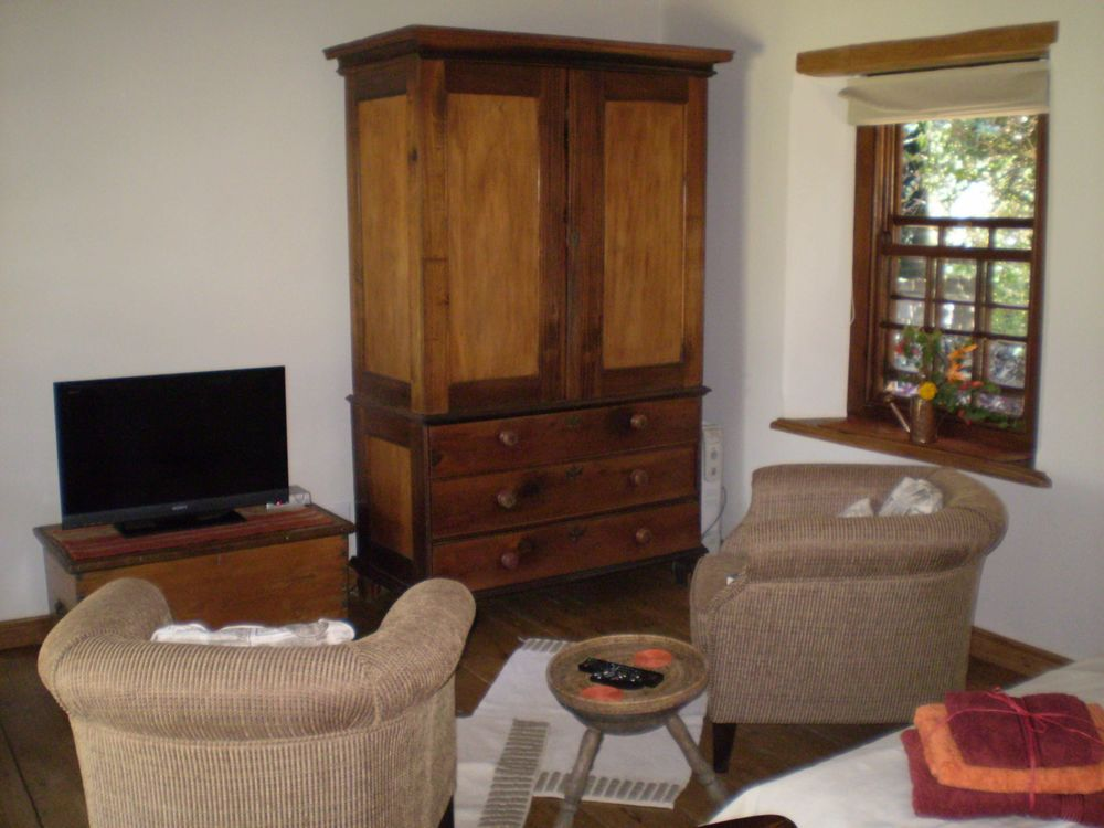 Cape antique furniture works beautifully with our modern fittings