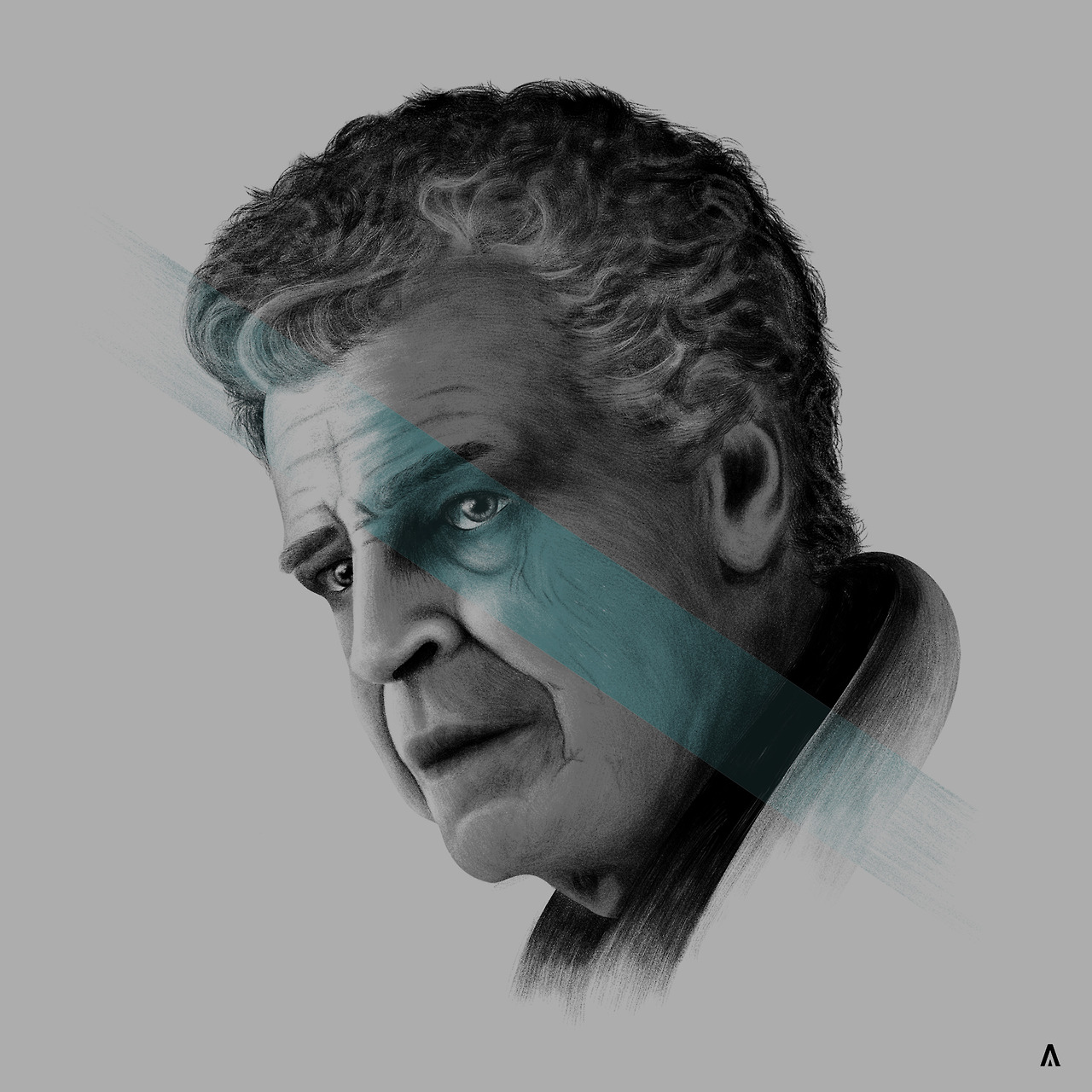 Here it is! My newest Character Portrait in the series. This time its Walter Bishop from the very awesome Sci-Fi Tv Series 'Fringe'. I had an immensely fun time doing this one cause it partially meant I had could watch the show again!    This character has inspired me to want to do a triptych portrait set of the 3 main leads. The idea behind this portrait could only be fully explained if I can do the other 2, but its not vital! I'm trying to decide what I want to do!    Would love to one day get these printed out and into the hands of fans but we will just have to see how we go.   Thanks everybody!