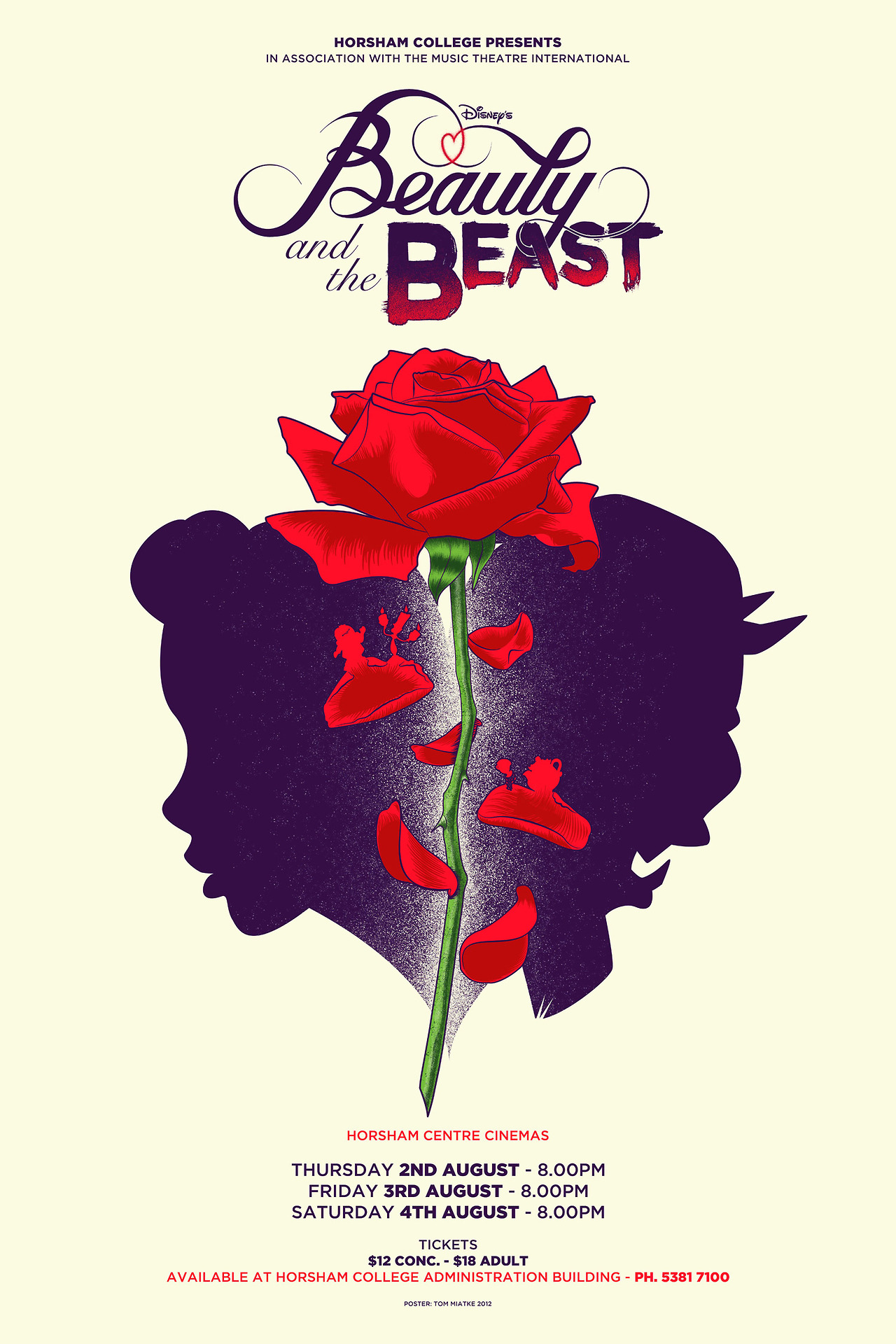 Some older work of mine! Thought I would throw some older stuff on here to get things going! 'Beauty and the Beast' I had massive amounts of fun on this project.  BUT! Something new is coming this very night! Stay tuned people! Very very happy with the outcome!