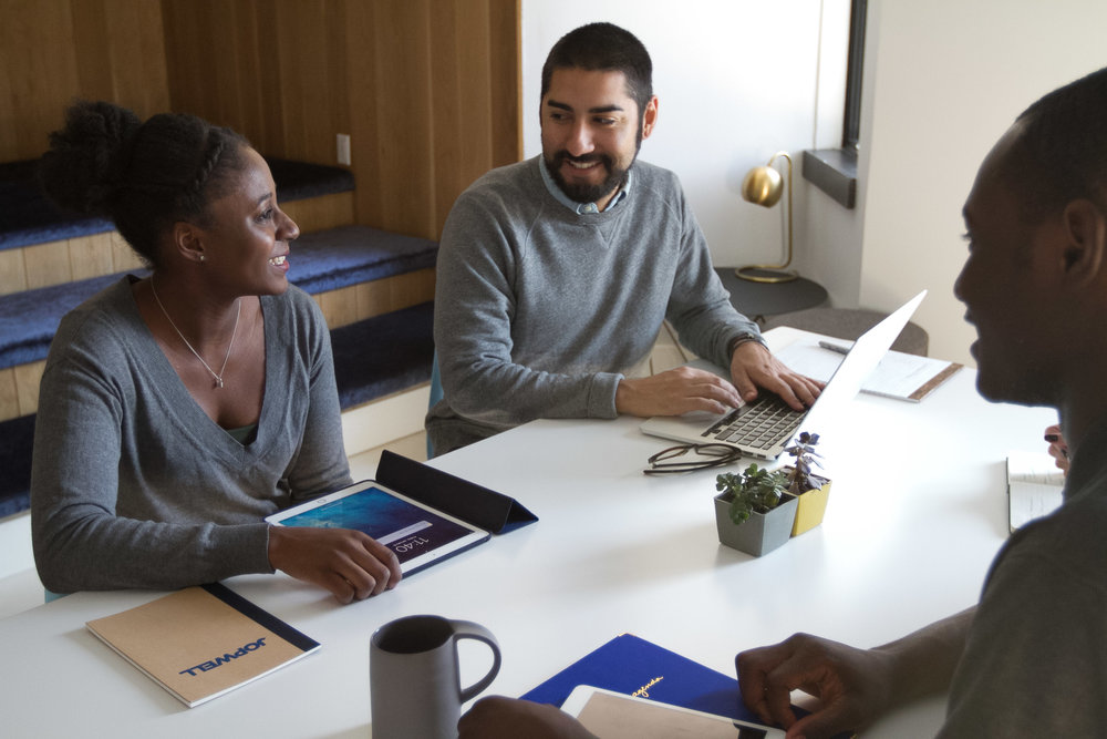 The Jopwell Collection - Photography and creative direction for #TheJopwellCollection, which promotes diversity in the workplace through stock photos, available for free with attribution