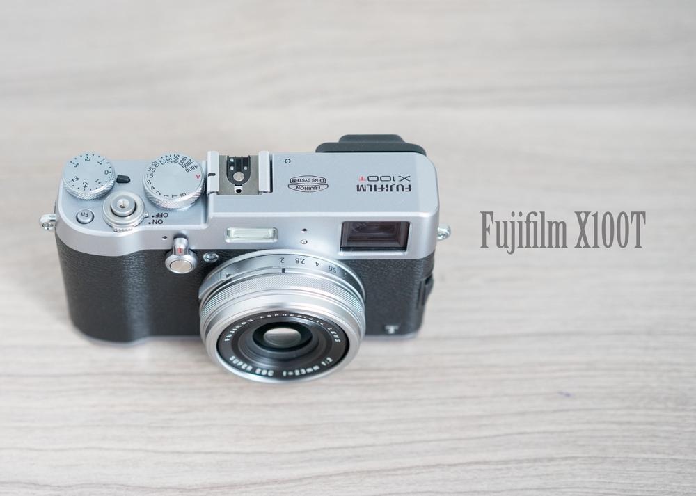 Back In The Bag: Fujifilm X100T