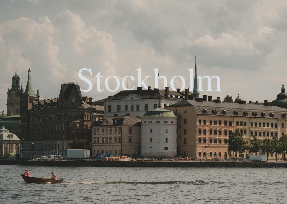 Get Lost In Stockholm