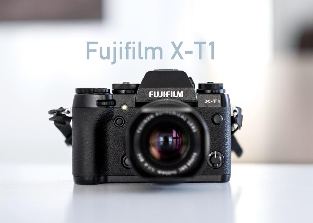 The New Tool: Fujifilm X-T1