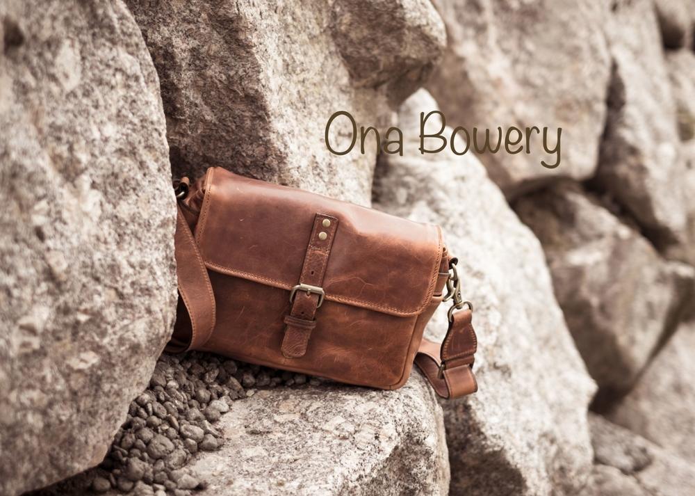 Travel Light: OnaBowery Antique Cognac Leather