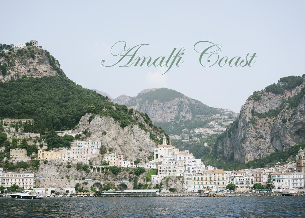 Feeling The Italian Coast