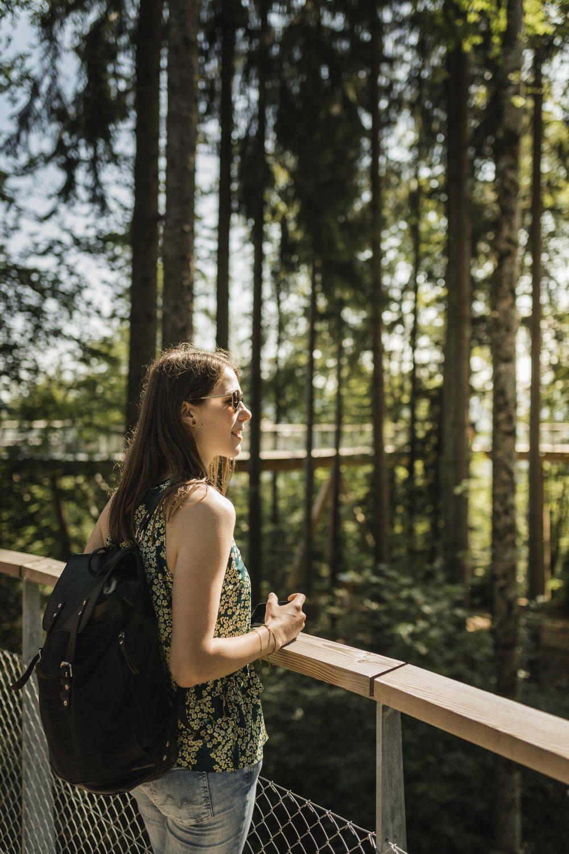 Lifestyle Shooting - fuer Schweiz Tourismus