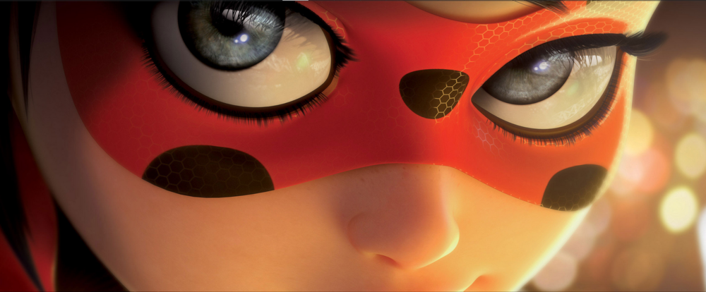 LADYBUG 26x26'  Zagtoon, Method, Toei Animation, TF1, Disney, Bandaï, SamG, Curlstone 2014 - in production