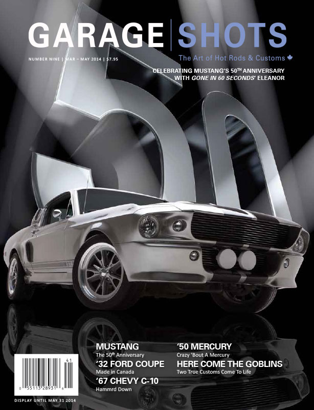 GarageShots Magazine | Number 9