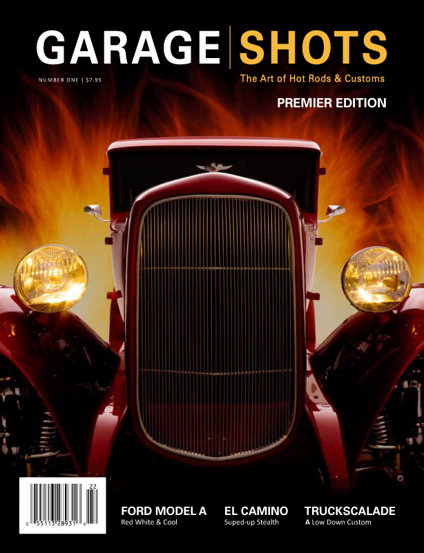 GarageShots Magazine | Number 1
