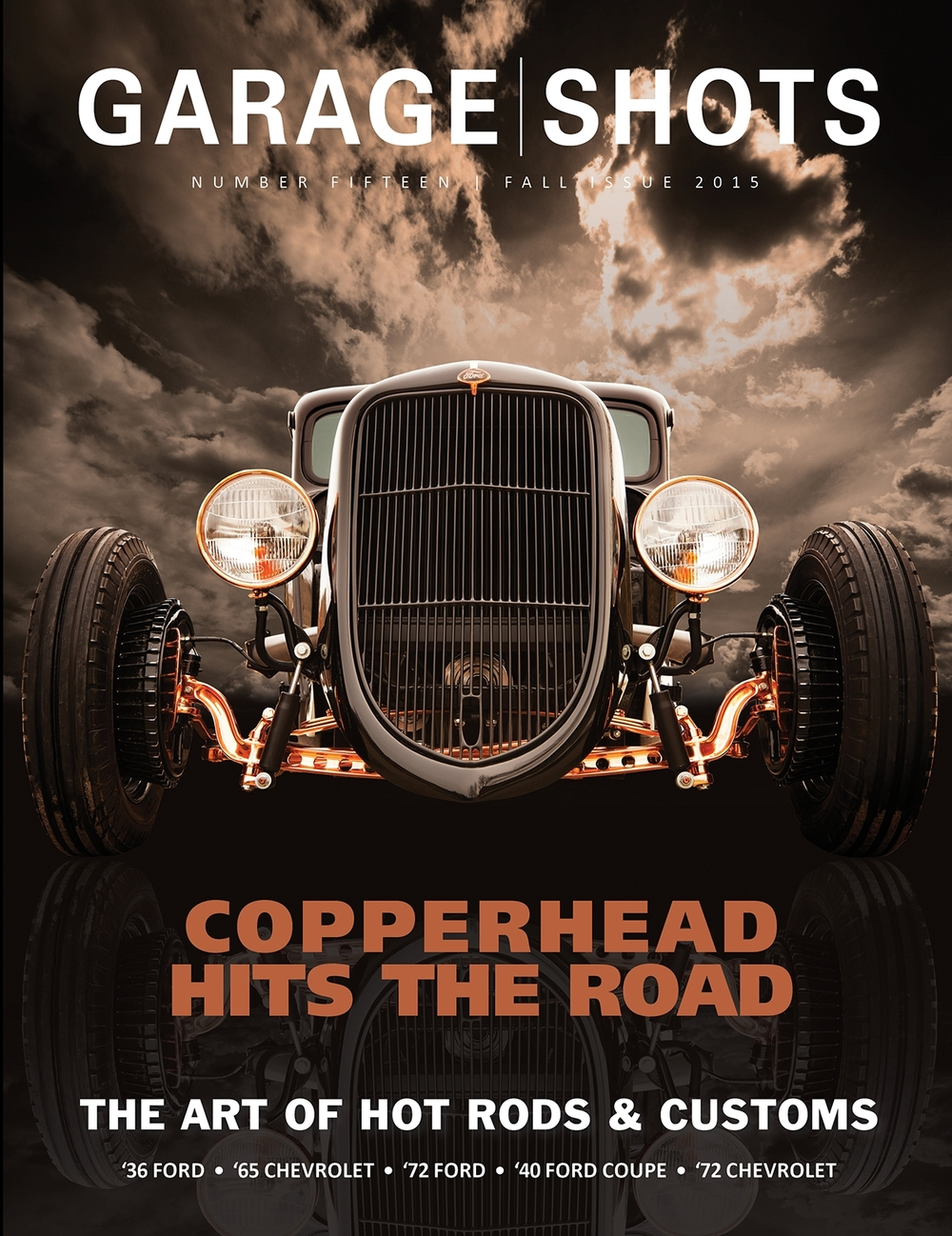 Featuring   '36 Ford    '65 Chevrolet    '72 Ford    '40 Ford Coupe    '72 Chevrolet