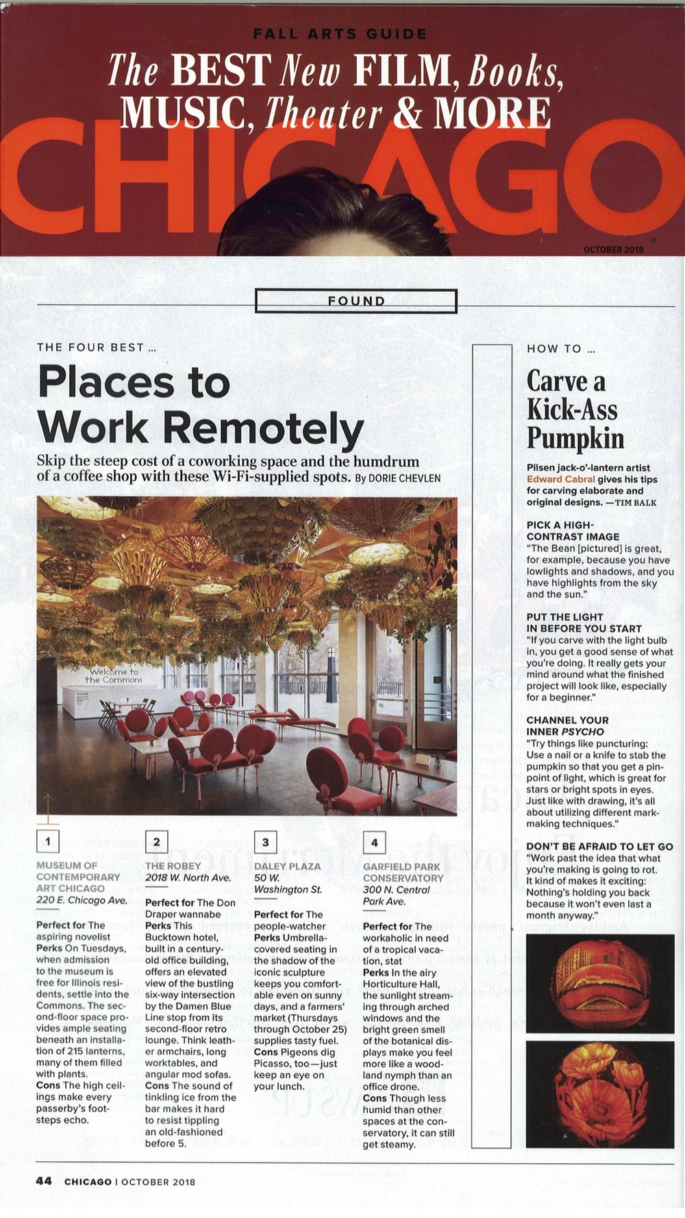 Chicago Mag Oct 2018 The Robey.jpg