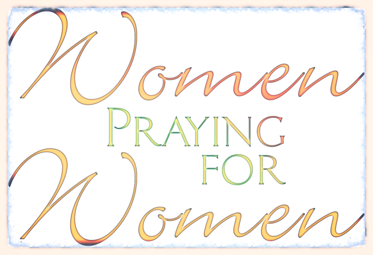 Women Praying For Women