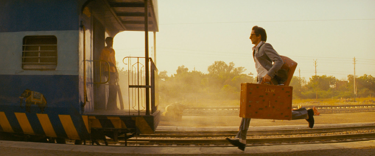"Robert D. Yeoman | ""The Darjeeling Limited"""