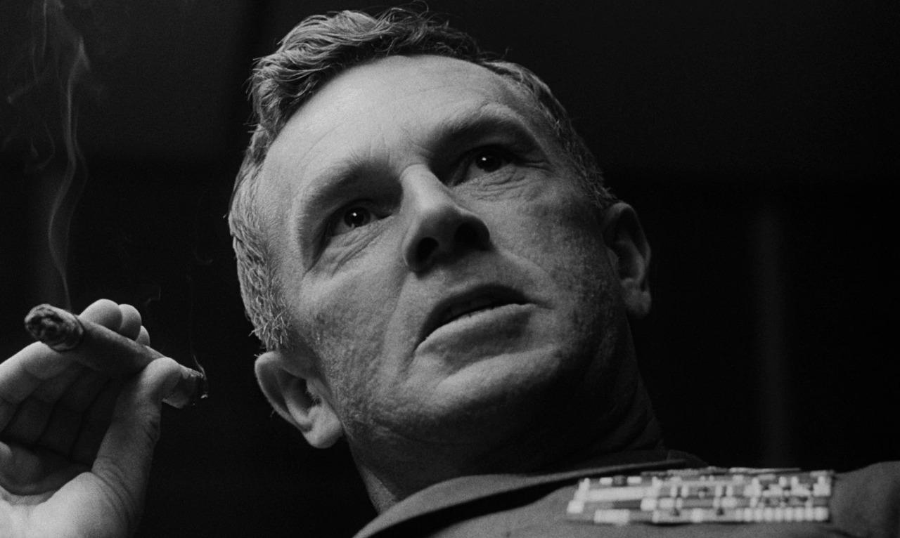 "Gilbert Taylor | ""Dr. Strangelove"""