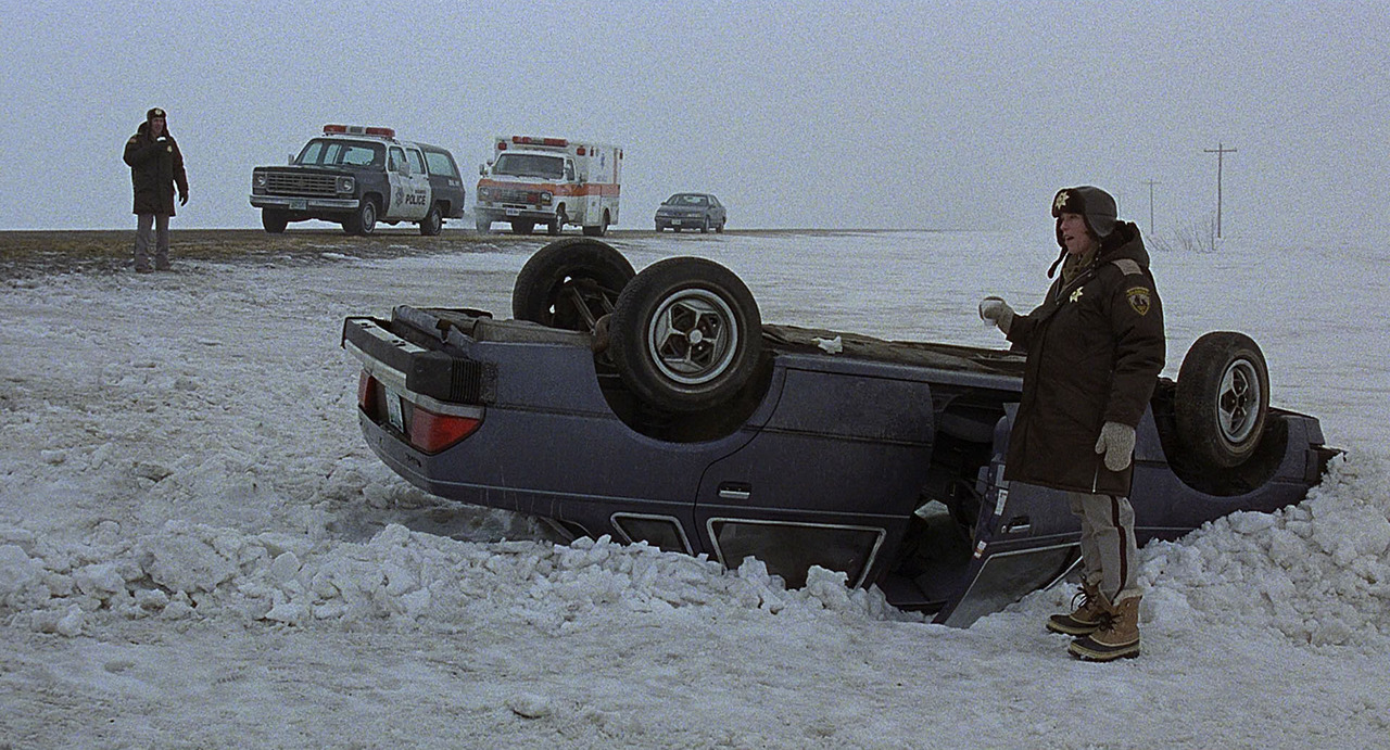 "Roger Deakins | ""Fargo"""
