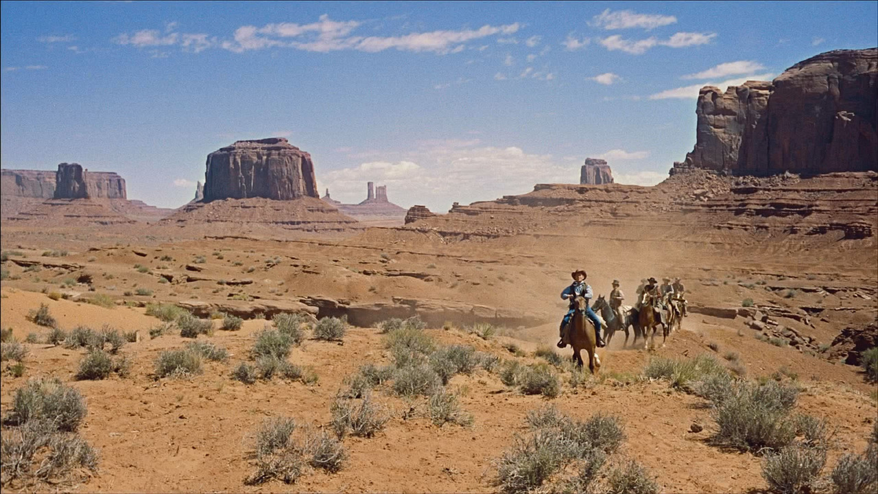 "Winton C. Hoch | ""The Searchers"""