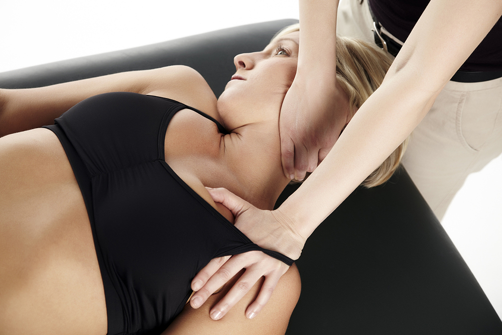 Gentle, sustained manual therapy elongates the elastin fibers and collagen that make up the web like fascial system of the body.