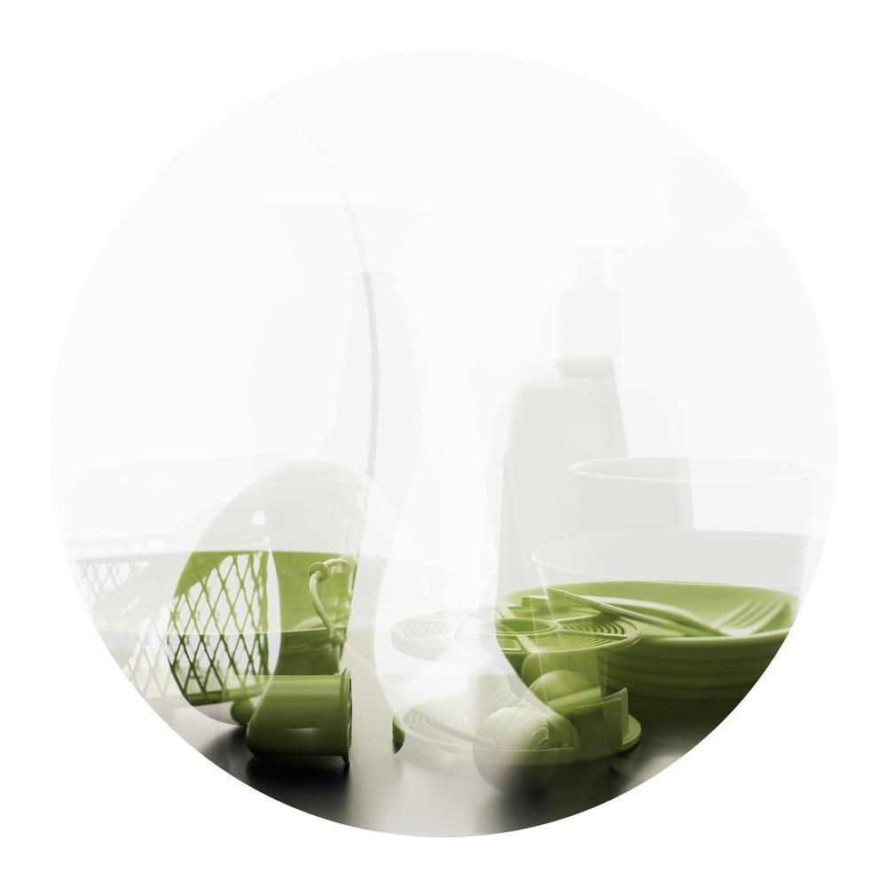 Green Still Life 2