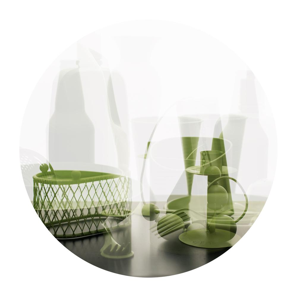 Green Still Life 3